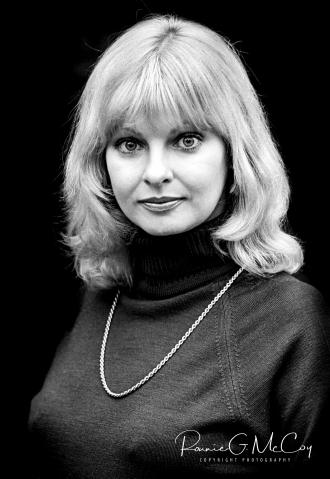 Texas actress Joy Garrett