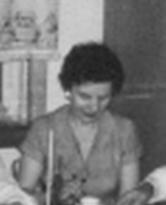 Jeanne Erles 1963