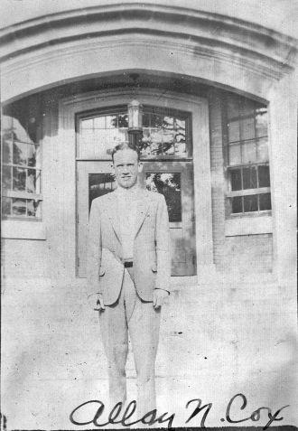 Allan N. Cox