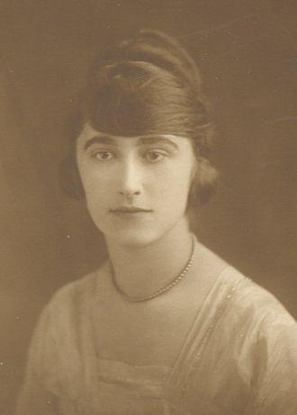 Elsie Margaret (Marx) Vickery