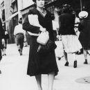 Nancy (Walker) Dyer, 1938