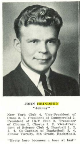 John Hrinishin