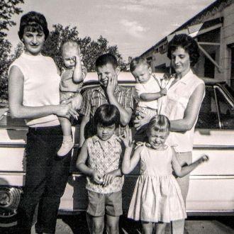 Everett & Brandon families
