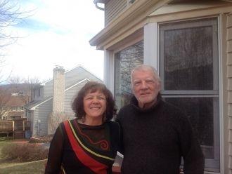 Barbara and Victor Englebert, PA.