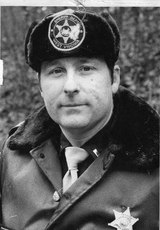 Deputy Sheriff Pat Dent, Boone County West Virginia
