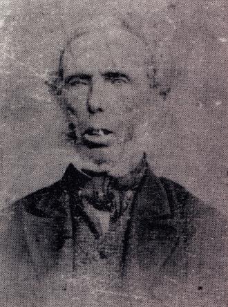 A photo of Archibald Mccalman