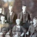 William Jefferson James & Family