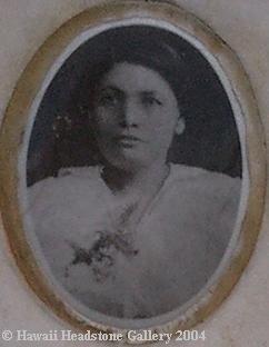 Anastacia C. Fernandez 1884-1934