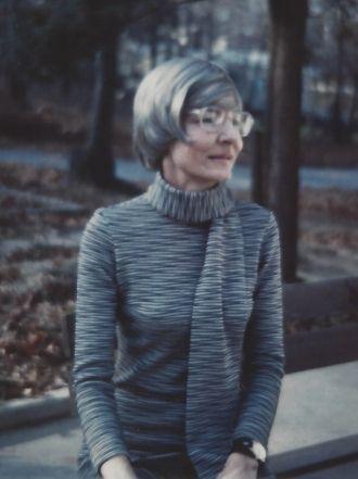 A photo of Eunice Ellen McPherson