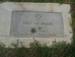 Troy L Miller Gravesite