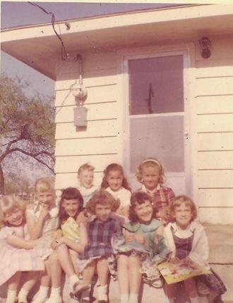 Glenda McGowen Chandler & friends