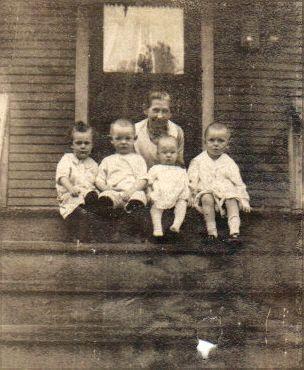 Donald Joseph Cantwell family