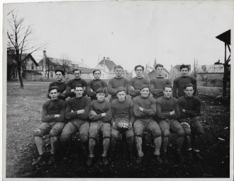 1928 Algoma, WI Football Team