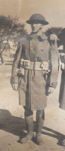 Wilkie LaTrobe Harper - WWI