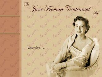 Jane Froman Album