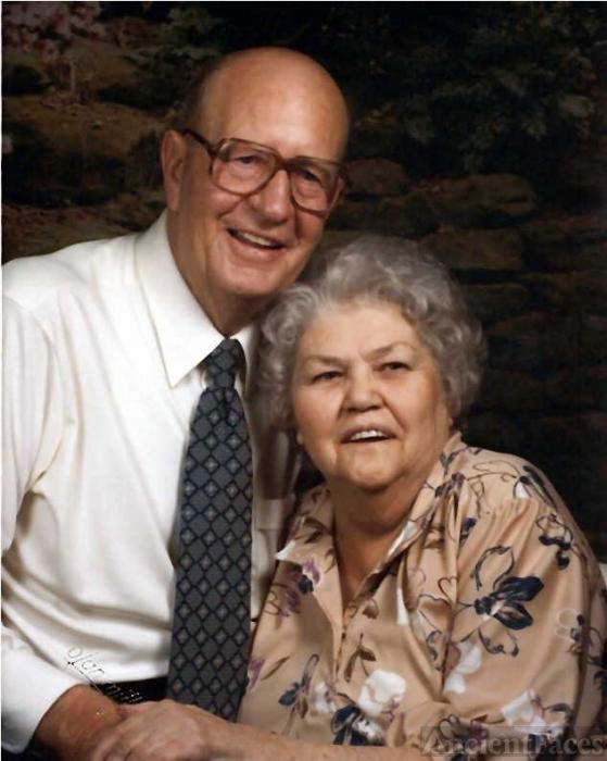 Ruth and Oscar James Dowd
