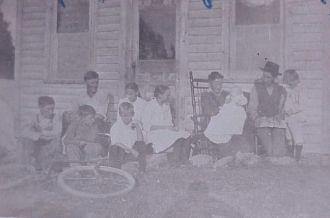 Paddock Family