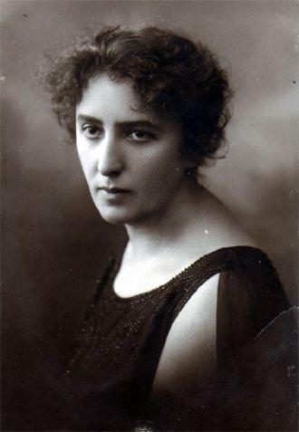 A photo of Anna Josefina Sofia Maria Fenrich Von Gjurgjenovac