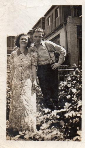 Mary (Henderson) Brett 1920s