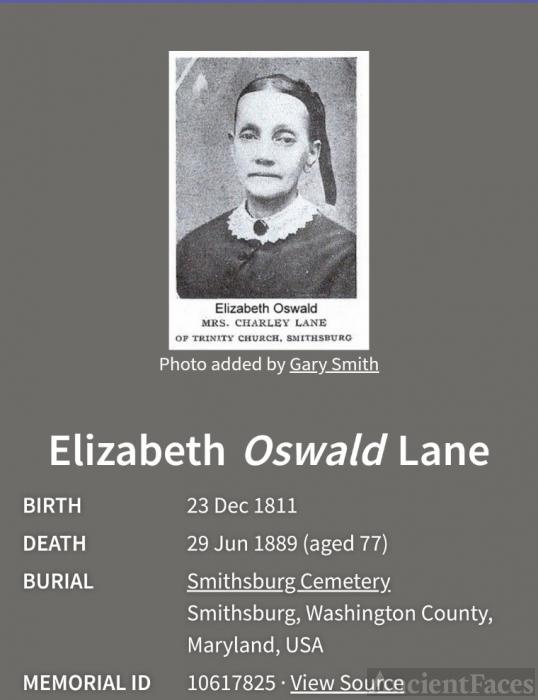 Elizabeth Oswald