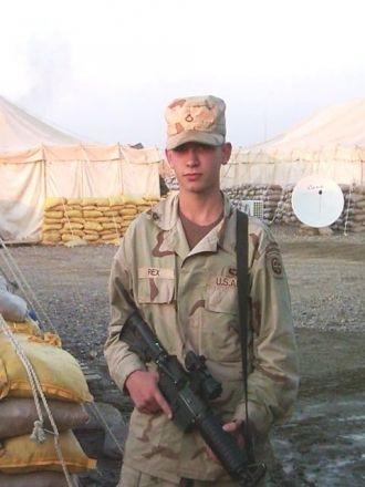 PFC Rex, age 18