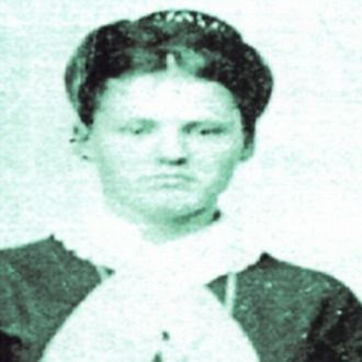 Abigail Frost's Wedding Picture