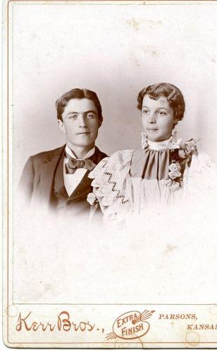 Minnie Gertrude Cameron
