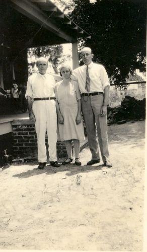 James Madison, Jr., wife Emma & Henry Varnes