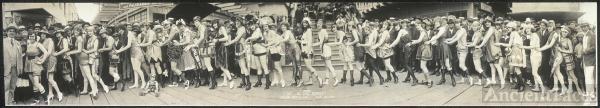 """""""Bathing Girl Parade"""""""