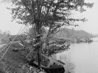 The Old fisherman, NJ