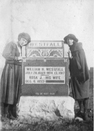 Alice & Blanche Westfall, Kansas