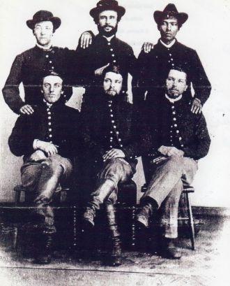 Pennsylvania Volunteer Infantry 1863 Company C