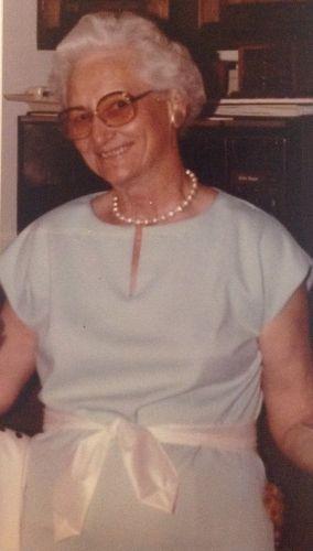 Estelle Mae Robinson