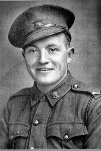 Private Arthur Richard Attenborough