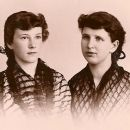Leota Bower & Rosa Long