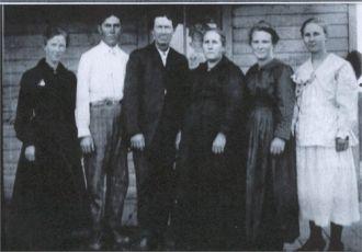 John Warner Louthan & Family