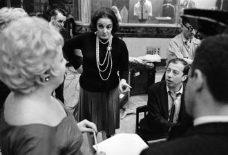 Carolyn Leigh and cast of Little Me