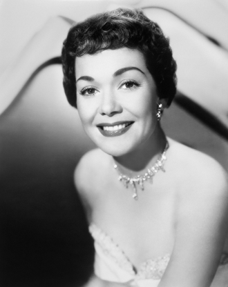 A photo of Jane Wyman