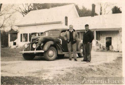 Eddie Ames & Merton Charles, 1947