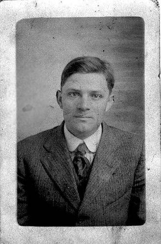 "A photo of Jefferson ""Guy""  Thompson"