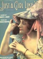 Vera Sisson Cover shot - music sheet