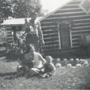 John Ferrell Jr. family