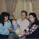 Tuttle and Carson Families, 1987