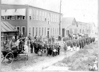 Marine Band, Toledo Ohio