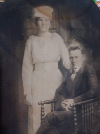 Ralph and Flora Pauley