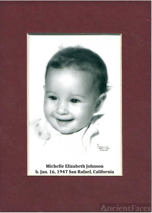 Michelle Elizabeth Johnson Mallory Smith, b. 1947
