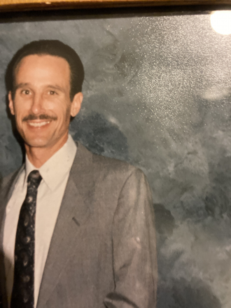 Harry (Vic) Grimshaw March 1995