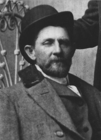 A photo of Silas Ralph Franklin