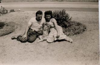 Joe, Judith, and Laura Cartisano