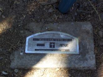 Millisa J. Leslie Headstone